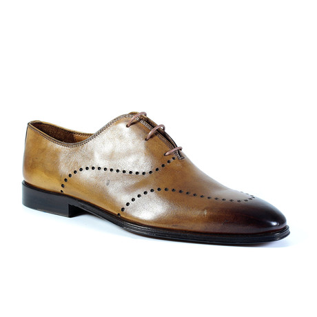 Sergio Dress Shoe // Tan (Euro: 40)