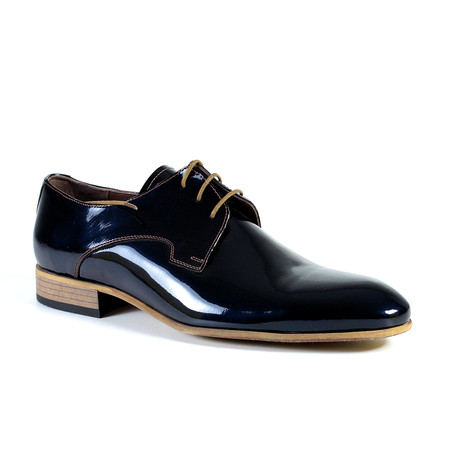 Nathan Dress Shoe // Navy (Euro: 40)