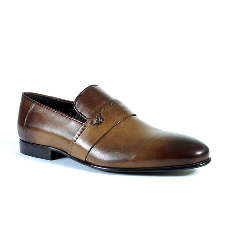 Everette Dress Shoe // Tobacco (Euro: 40)