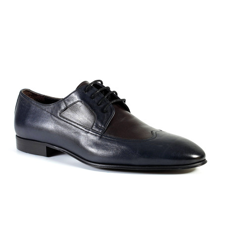AJ Dress Shoe // Navy (Euro: 40)