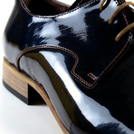 Nathan Dress Shoe // Navy (Euro: 43)