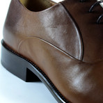 Ray Dress Shoes // Tobacco (Euro: 45)