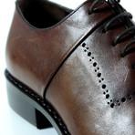 Milo Dress Shoe // Tobacco (Euro: 42)