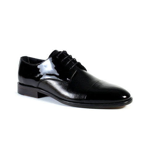 August Dress Shoe // Black (Euro: 40)