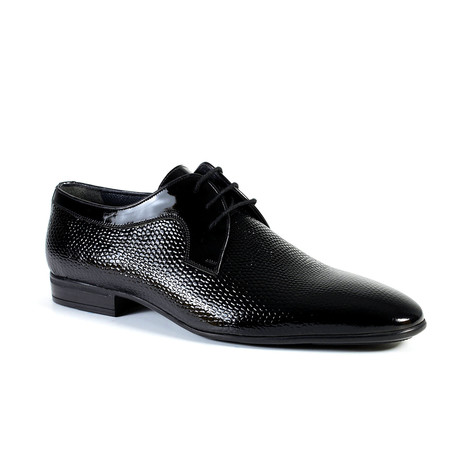 Bruce Dress Shoe // Black (Euro: 40)