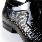Bruce Dress Shoe // Black (Euro: 41)