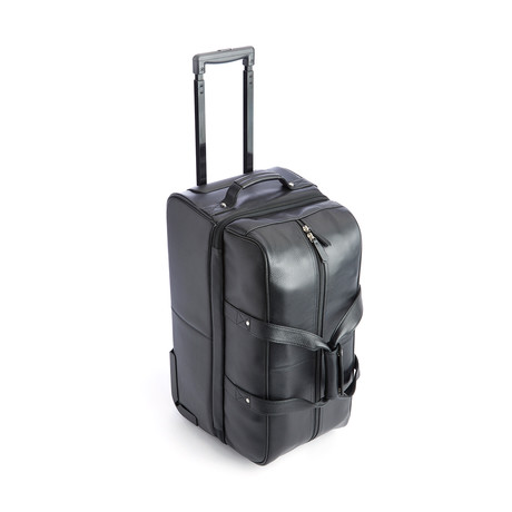 Executive Rolling Suitcase // Black