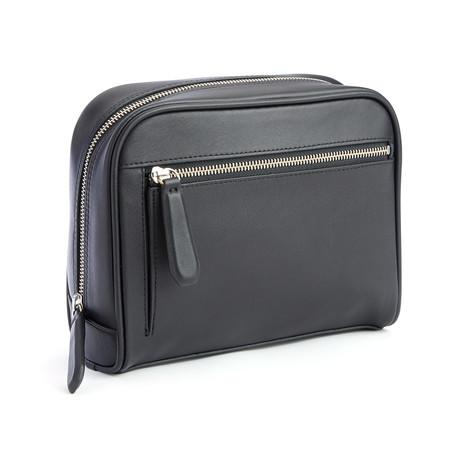 Contemporary Toiletry Bag (Black)