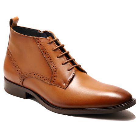 Mika Boots // Tan (Euro: 39)