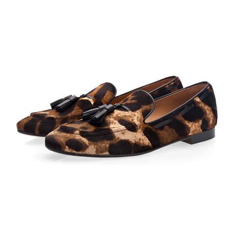 Philippe Pony Loafers // Bengala (Euro: 40)