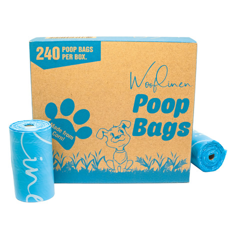 Eco-Friendly Dog Waste Bags