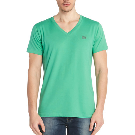 Scott T-Shirt // Marine Green (S)