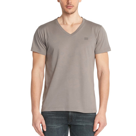 Ryan T-Shirt // Stone Gray (S)