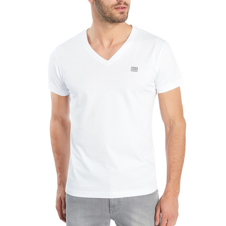 Thomas T-Shirt // White (S)