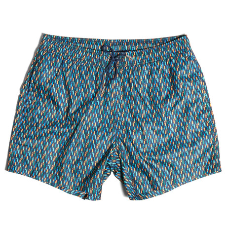 Evan Swim Shorts // Portafino (S)