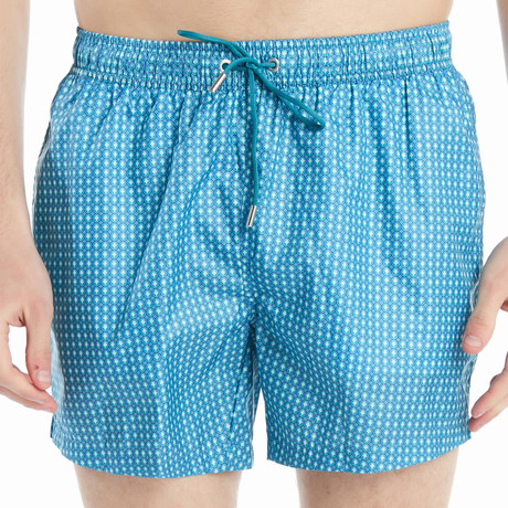 Patrick Swim Shorts // Blue (S)