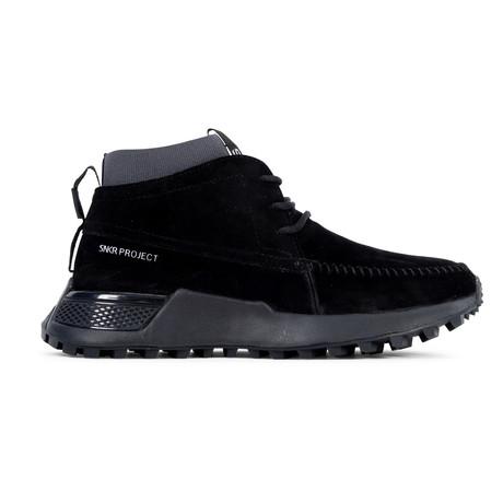 Suffolk Sneaker // Black (US: 7.5)