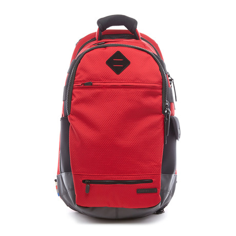 Boulder Pack // Special Edition // Red