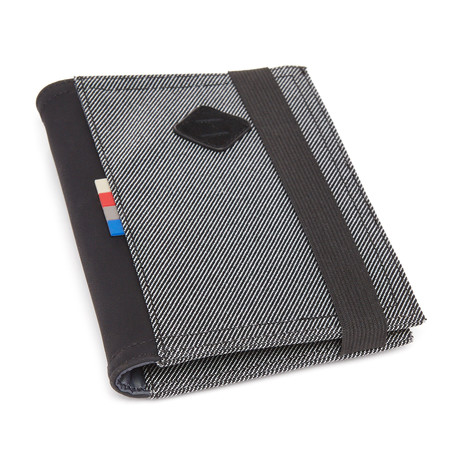 Paris Passport Case // Gray