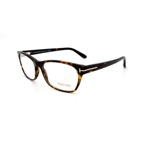 Unisex FT5405O54052 Optical Frames // Dark Havana