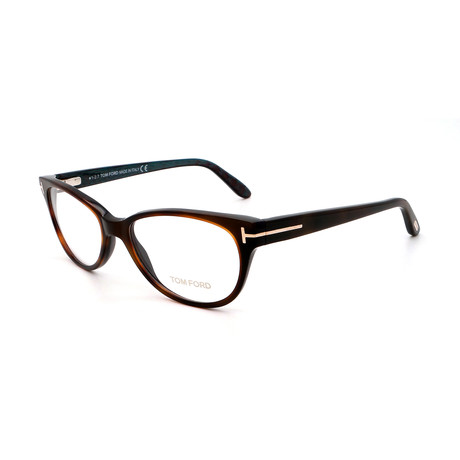 Women's FT5292O53052 Optical Frames // Dark Havana