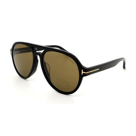 Men's FT05965701J Sunglasses // Black