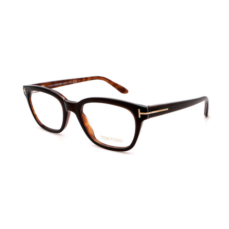 Men's FT520749047 Optical Frames // Dark Brown