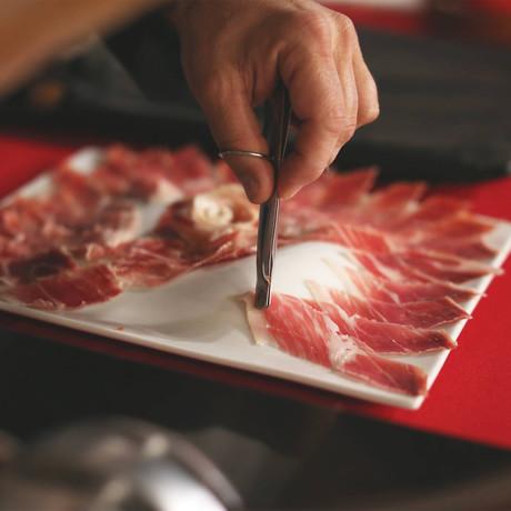 100% Ibérico Acorn-Fed Ham Free Range // 2 Oz Package // Set of 2