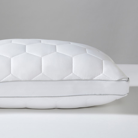 THERMA LUX Down Alt Side Sleeper Pillow (Standard Queen)