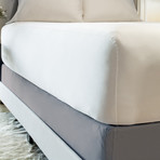 THERMA LUX Box Spring Wrap // Graphite (Full/Queen)
