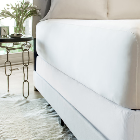 THERMA LUX Box Spring Wrap // Bright White (Full/Queen)