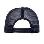 Knit Trucker Cap // Gray