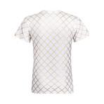 Gold Chain T-Shirt // White (M)
