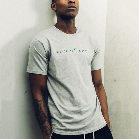 Essential T-Shirt // Gray (S)