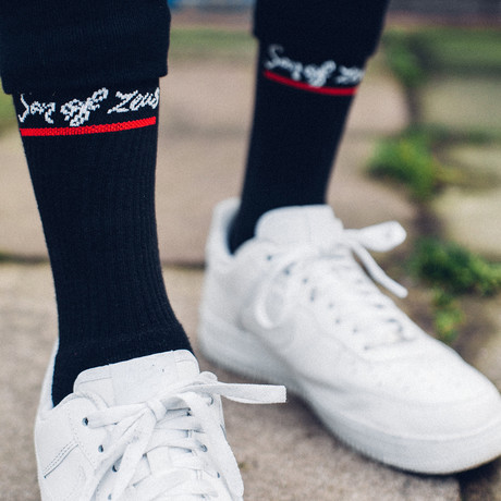 Essential Socks // Black