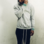 Essential Hoodie // Gray (XL)