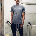 Essential T-Shirt // Thunder Gray (S)