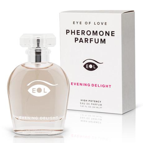 Pheromone Perfume // Evening Delight // For Women