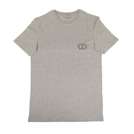 CD Icon' Short Sleeve T-Shirt // Gray (XXXS)