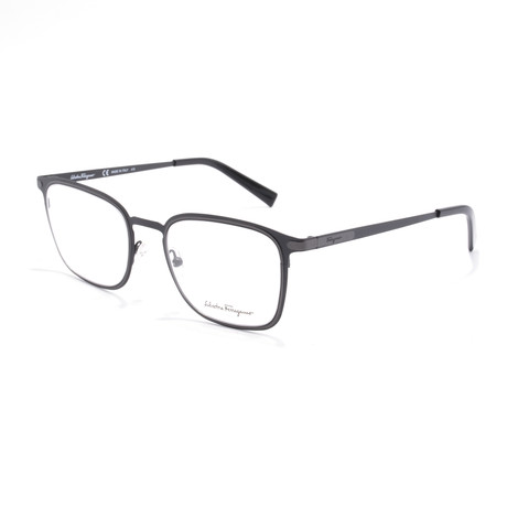 Men's SF2172 Optical Frames // Matte Black