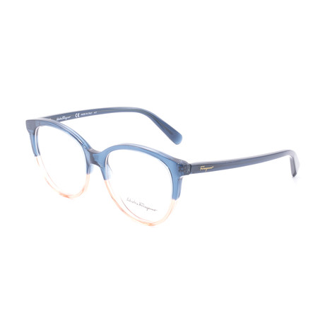 Women's SF2813 Optical Frames // Petrol Coral