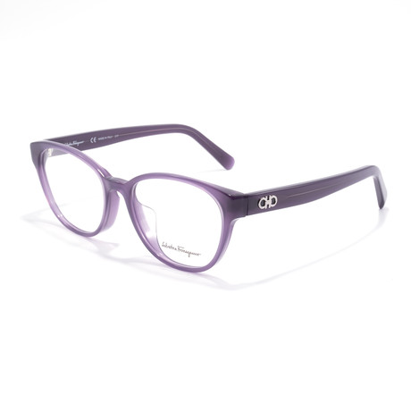 Women's SF2793 Optical Frames // Dark Purple