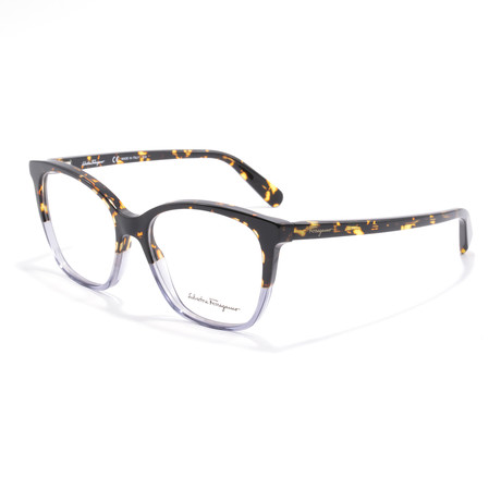 Women's SF2817 Optical Frames // Havana Blue