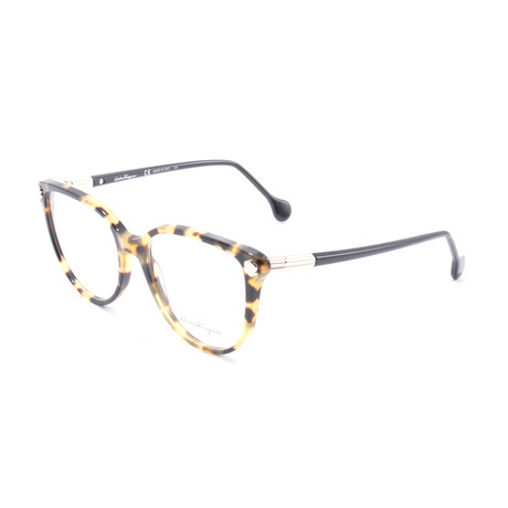 Women's SF2828 Optical Frames // Vintage Tortoise