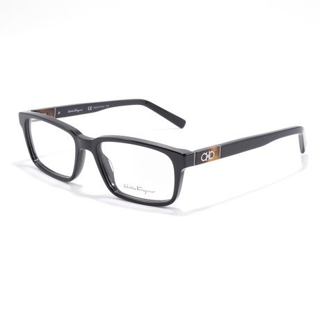 Men's SF2772 Optical Frames // Black