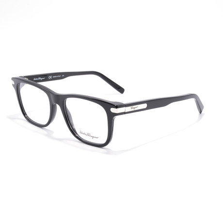 Men's SF2829 Optical Frames // Black