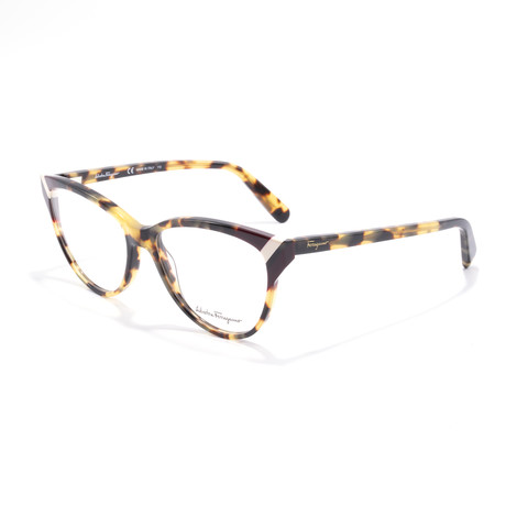 Women's SF2844 Optical Frames // Vintage Tortoise
