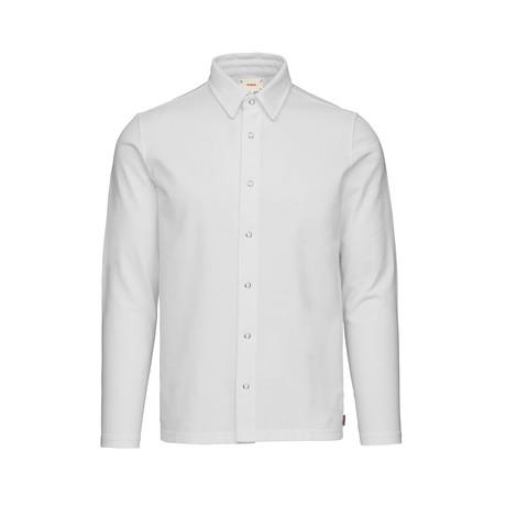 Breeze Jersey Shirt // Alloy (S)