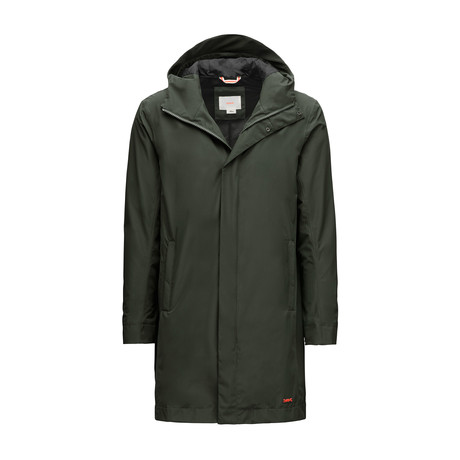Vancouver Parka // Green (S)