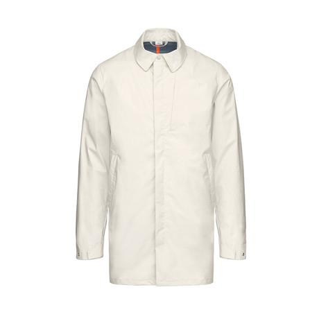 Motion Car Coat Pristine // White (S)